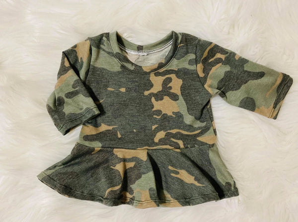 girls-camo-top-fancy-toddler-girl-daddys-hunting-buddy-top-pure-threads-co-boutique-USA