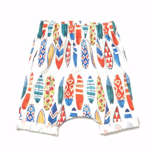 california-dreaming-board-shorts-harems-for-kids-pure-threads-co