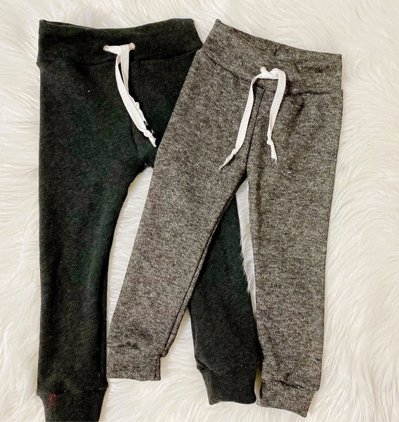 gray-joggers-kids-pants-leggings-for-children-unisex-clothing-boutique