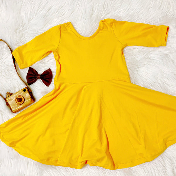 handmade-girls-dress-yellow-twirl-gown-belle-costume-for-kids-shop-for-a-cause