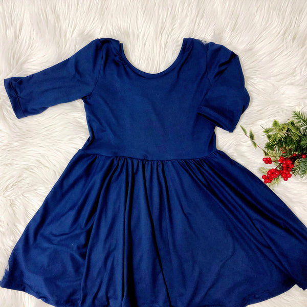 handmade-classic-blue-dress-for-girls-mommy-me-matching-handmade-by-pure-threads-co-instagram-fashion-dress