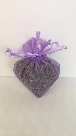 Heart Shape Sachet (3