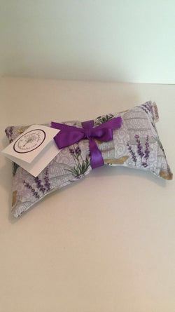 Lavender Pattern Aroma Therapy Eye Pillow (New Patterns!)