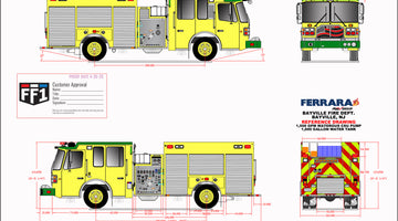 Bayville Fire Department - Custom Pumper