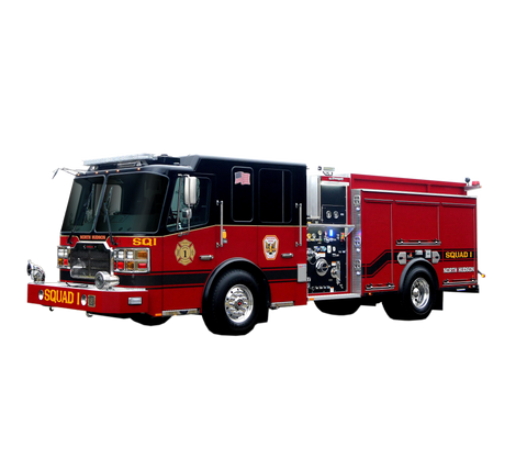 Ferrara Fire Apparatus - FF1 New Jersey