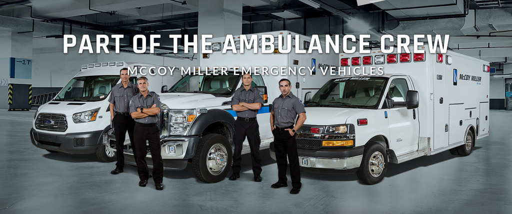 McCoy Miller Ambulances New Jersey