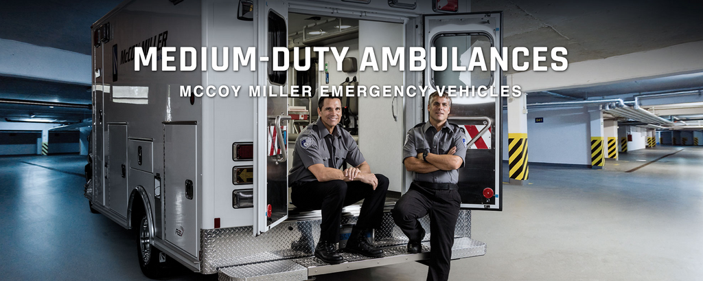 McCoy Miller Medium Duty Ambulance Construction