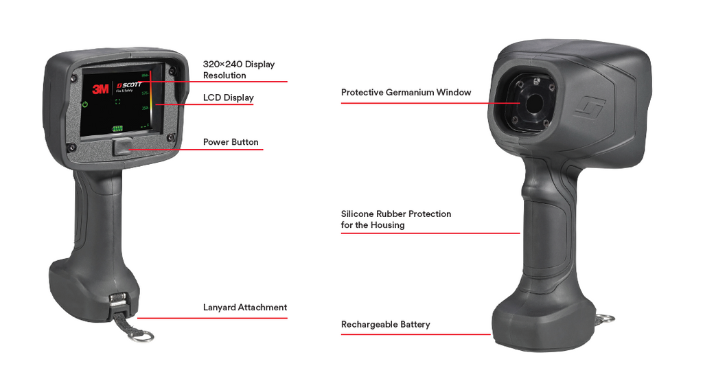 Scott Safety V320 Thermal Imaging Camera