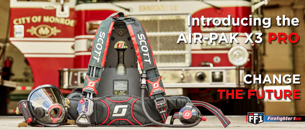 Scott Safety X3 Pro SCBA