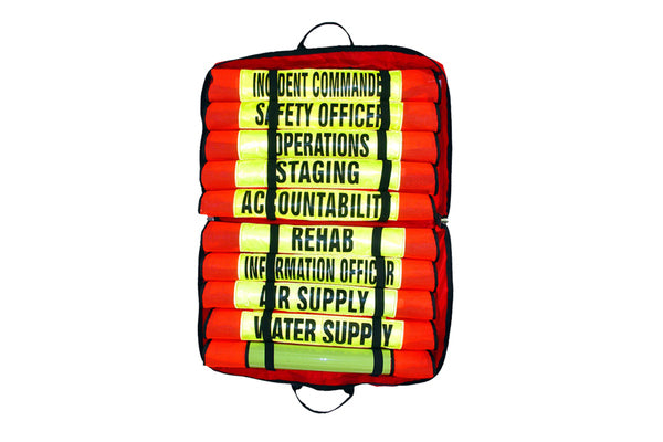 Fire Command Vest Set with 003L Vests