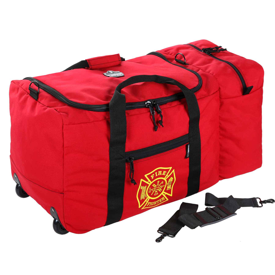 Arsenal Large Fire & Rescue Gear Bag - Wheeled