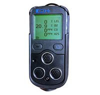 PS200 SERIES PORTABLE GAS DETECTOR 3-Gas Non-Pumped