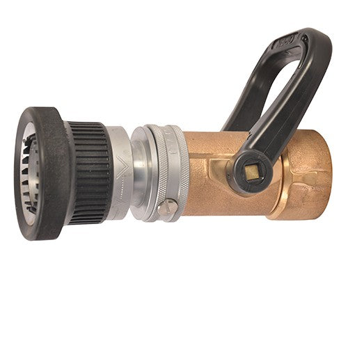 1 1/2'' Industrial Turbojet Brass Fire Hose Nozzle