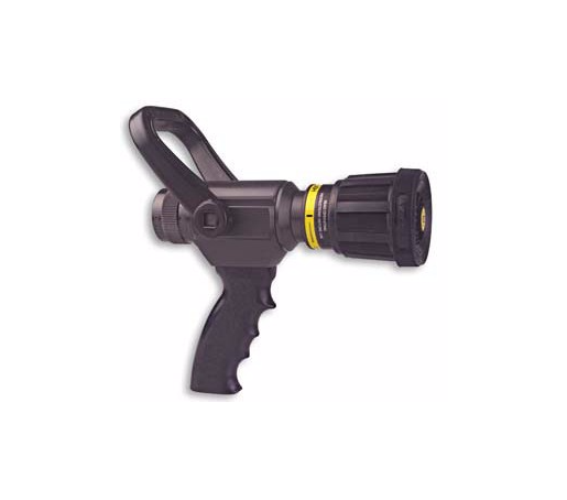 1'' Assault Nozzle with Pistol Grip and Spinning Teeth