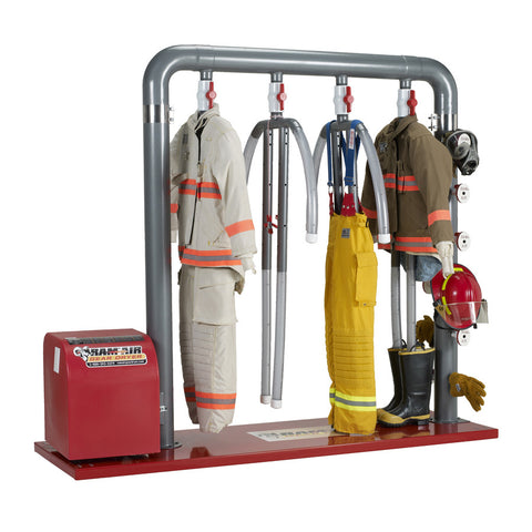 Ram Air Turnout Gear Dryer