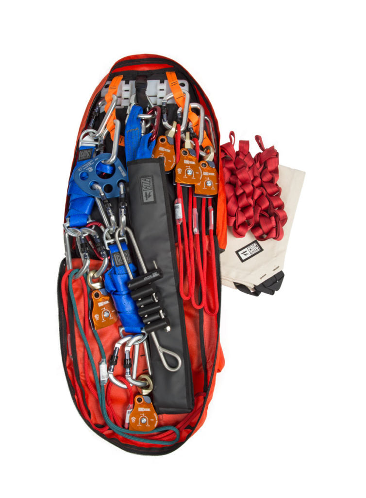 Rope Rescue System-Pac Kit