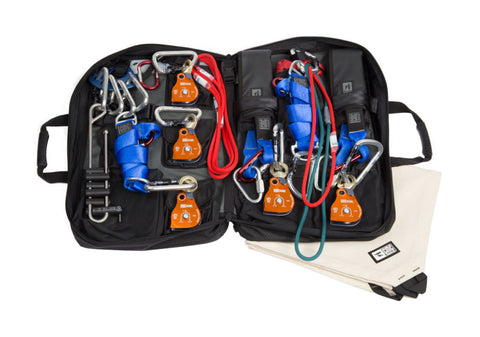 Rope Rescue Truck Cache Kit - Traditional Rigging Kit