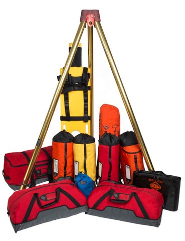 Confined Space Rescue Team Kit