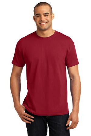 Hanes EcoSmart 50/50 Cotton/Poly T-Shirt
