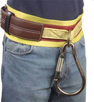 Pompier Ladder/Escape Belt with Hook Only