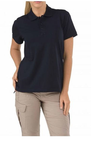 WOMEN'S TACTICAL JERSEY SHORT SLEEVE POLO
