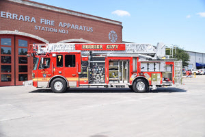 HD-77R Aerial Ladder