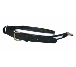 FIREMAN'S RADIO STRAP EXTENDED SIZES (REFLECTIVE)