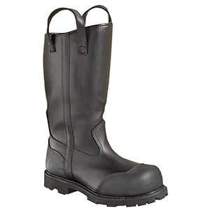 "Women's 14"" Structural - Oblique Toe Bunker Boot"