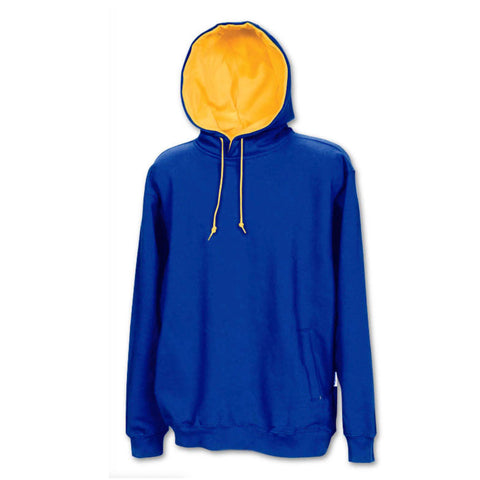 The Rival Two Toned Hoodie - Blue