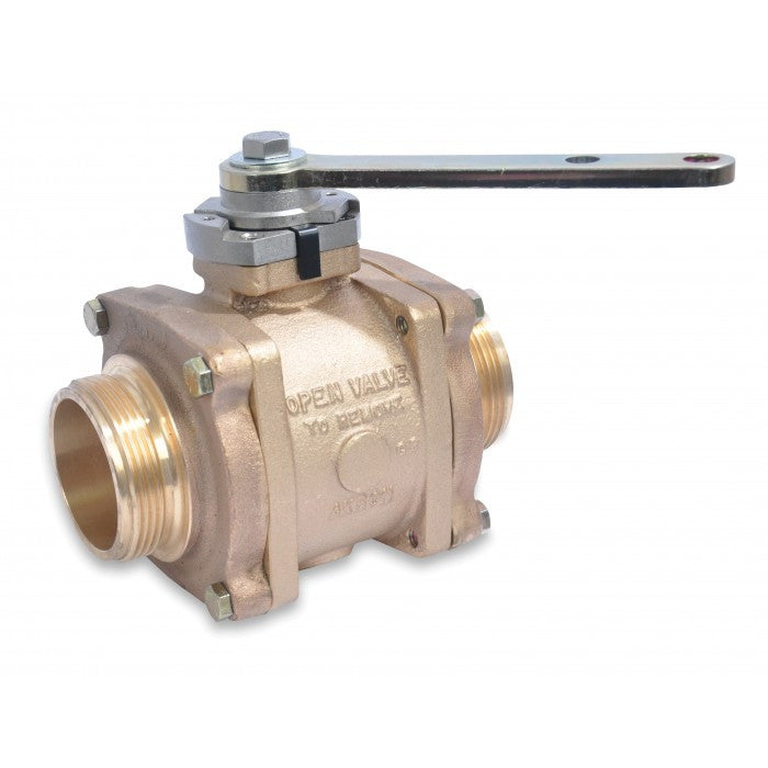 "3"" Generation II Swing-Out Valve (Body Only) with stainless ball"