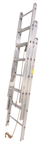 Series 912: Solid Beam Aluminum Ladders