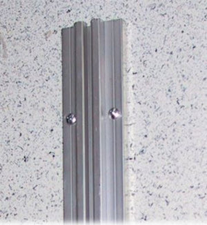 ADJUSTABLE SHELF CHANNELS