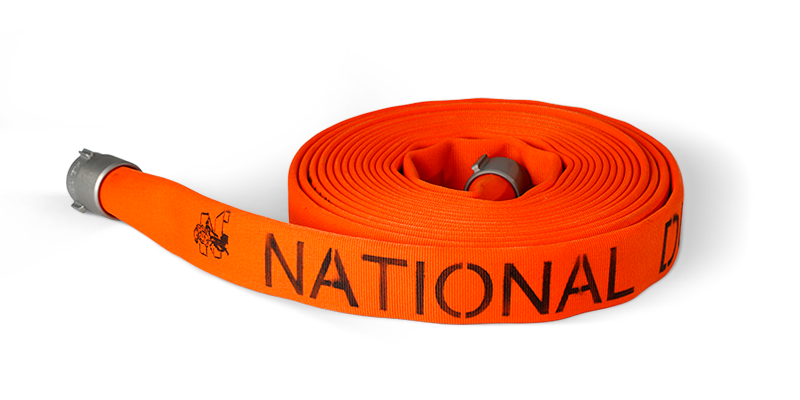 "NATIONAL Dura-Pak - 3"" x 100 ft lengths (2.5"" Coupled)"