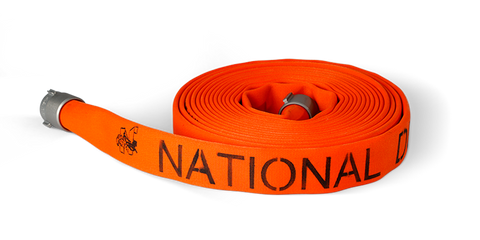 "NATIONAL Dura-Pak - 1.75"" x 50 ft lengths (1.5"" Coupled)"