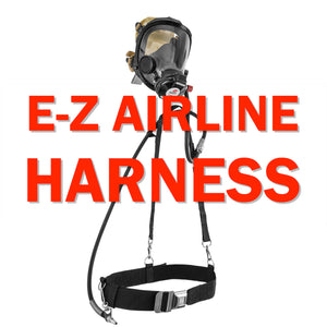 E-Z Airline Respirator Harness