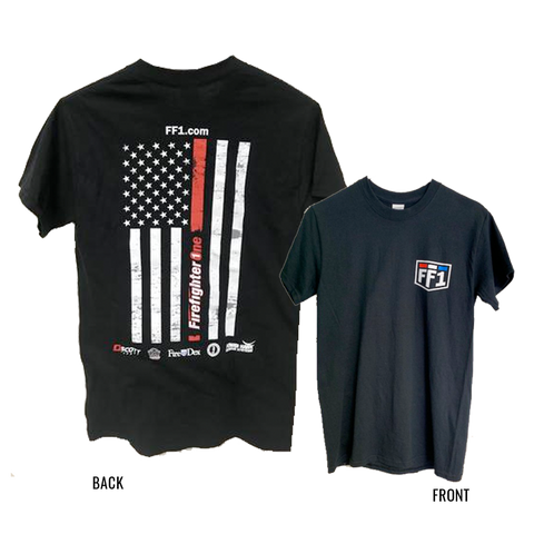 2017 FF1 Thin Red Line T-Shirt