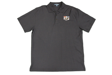 FF1 Dark Navy Polo Shirt