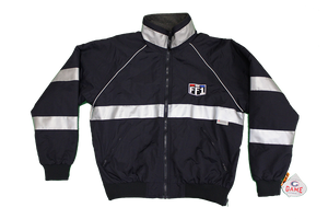 FF1 Reflective Zip Up Jacket
