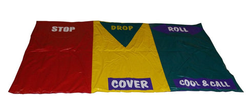 Stop, Drop & Roll Mat