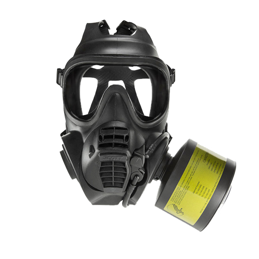 First Responder Respirator Canister