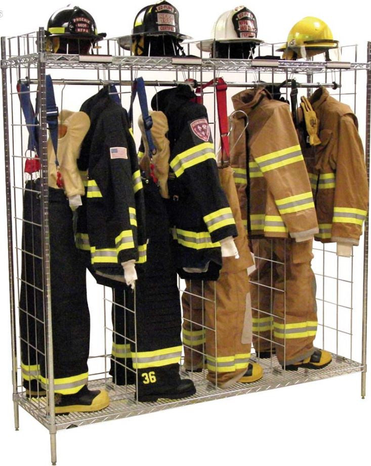 Single Sided Freestanding Ready Rack