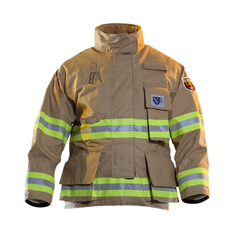 FXM Custom Turnout Gear Coat