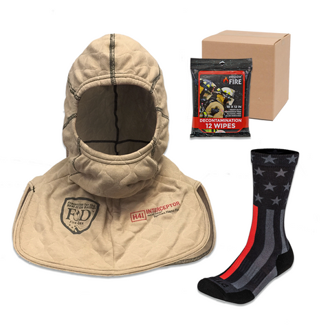 Firefighter Protection Holiday Package