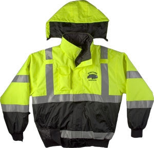 Game Sportswear 1370 The Municipality Jacket