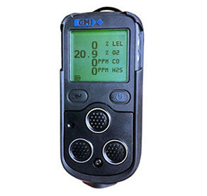 PS200 SERIES PORTABLE GAS DETECTOR 4-Gas LEL/O2/H2S/CO Pumped