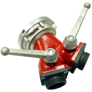 Standard 2-Way Ball Valve (Wye)