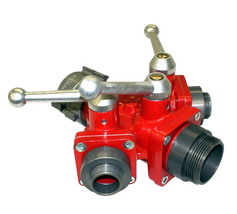 Small 3-Way Ball Valve (Water Thief)