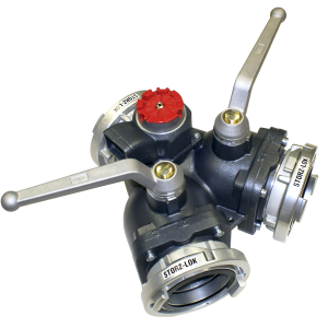 H600 - Super Flow 2-Way Ball Valves (Wyes)