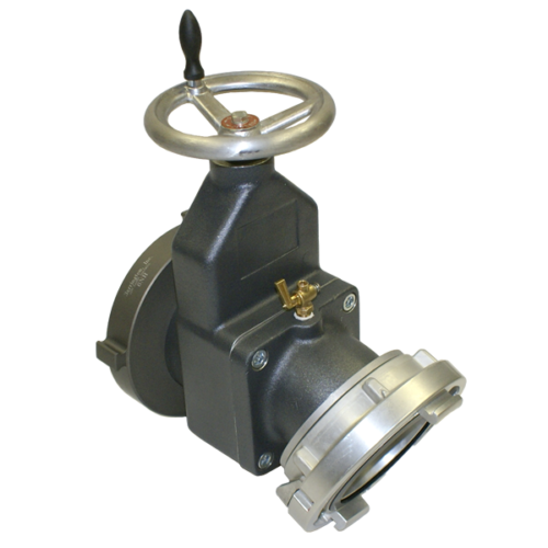 "H811 - 25° Elbow 4"" Gate Valves"