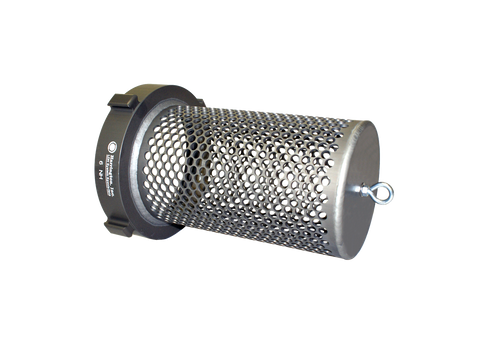 Barrel Strainers - Female Rigid